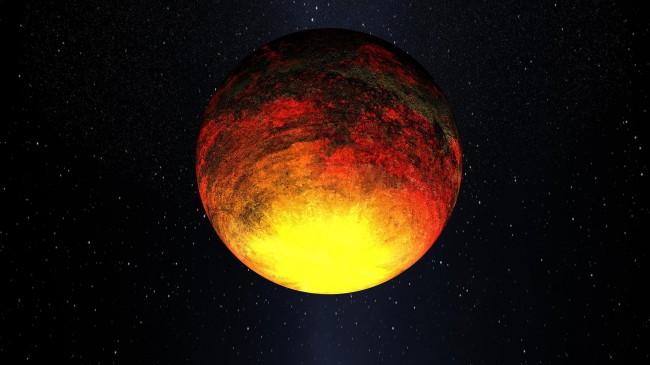 미국 항공우주국(NASA)가 2011년 발견한 암석형 행성